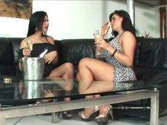 Brazilian Lesbians Scissoring Before..