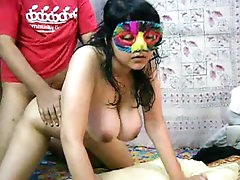 Amateur Indian wife Savita fucked in..