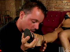Lucky Dude Fucking In Anal Hole..