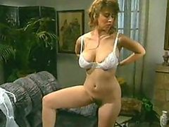 Hot MILF Fucking Two Retro Studs