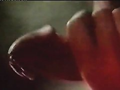 Kristine DeBell Giving a Hot Blowjob