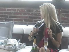 Bonerific Blonde MILF Jessica Drake..