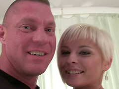 Tattooed Laura Sweet gets banged by..