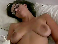 Big Nipples On Her Big Tits Is What..