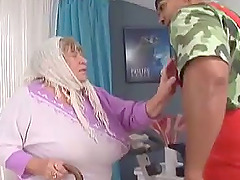THis granny is going to get dicked by..