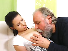 Young beauty getting anal fucked
