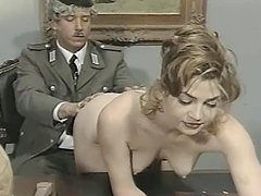 Military officer gets seduced by a..