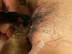 Yuki Igawa's asshole gets fingered and..