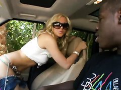 Blonde Teen Gets Her Her First..