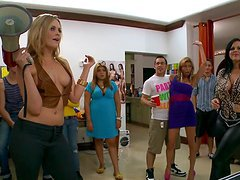 College Bangbros Sex Party Packed With..