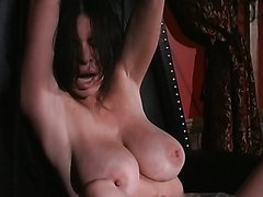 Busty Dominatrix Tortures and..