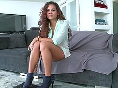 Gorgeous Latina Gets Fucked Hard In..