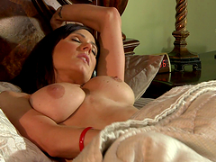 Rough sex with the smoking hot mommy..
