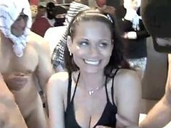 Cuckold Dude Lets His Smoking Hot Wife..