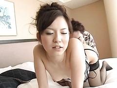 Incredibly Hot Asian MILF Sana Okada..