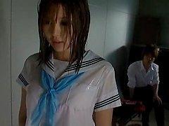 Tsukasa hottest Japanese schoolgirl..