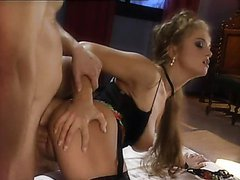 Gorgeous Blonde Rita Faltoyano Takes a..