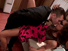 Incredible rough sex with the hot..