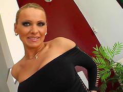 Goddess Cougar With Stunning Big Tits..