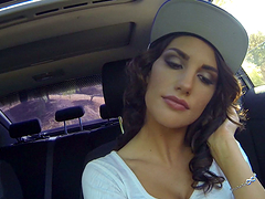 Delicious August Ames Serves A Great..
