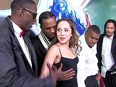 Charming Chanel Preston Sucks A Lot Of..