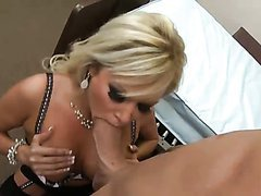 Hot Busty Doctor Squirts After..