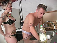 Fuck My Girl! Broc Adams Fucks Big..