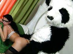 Freaky Fucky with Panda Bear
