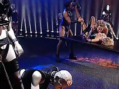 Fetish FFM Threesome with Hot Babes..