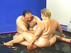 Fat couple in raw cam show porn