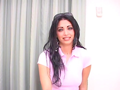 Arab hottie's fucked silly until her..