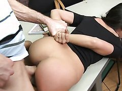 Annoying Teacher Gets Fucked Hard By A..