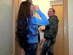 Tasty Irina Gets Fucked Hard By Jose..
