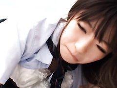 Tokyo Schoolgirl Gets A Hardcore Fucking