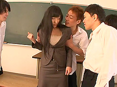 Marvelous Miku Sunohara Gets..