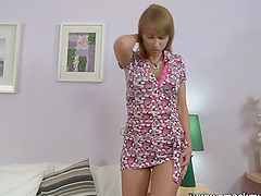 Bad girl Ludmila has terrific anal sex..