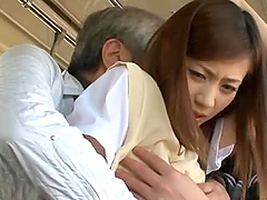 Kaori Maeda gets her nice pussy..