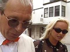Silvia Saint the slutty blonde babe..