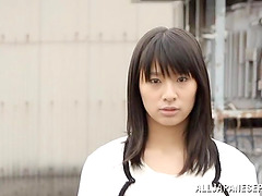 Hana Haruna the office chick gets..