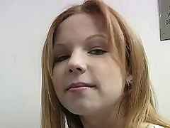 Teen is here for a big black cock out..