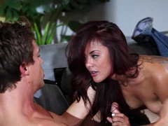 Beauty Kaylani Lei made love to in video