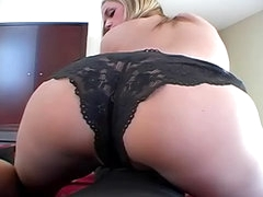 Mckenzie Miles tease in boyshort panties