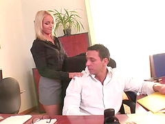 Kathia Nobili is fucked silly by her..