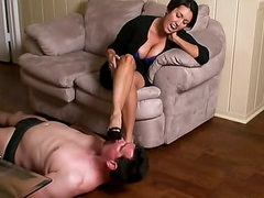 Dylan Ryder foot worship video
