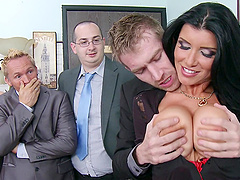 Romi Rain And Danny D Go Extremely..
