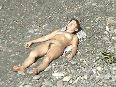 Hidden cam feeds voyeur's dirty lust