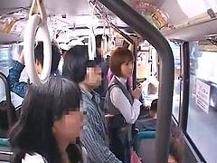 Japanese schoolgirl sucks a cock and..