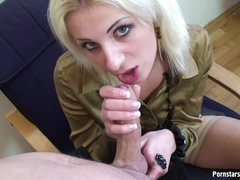 Sex at work in POV