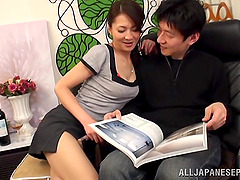 Amazing Japanese Pornstar In A..