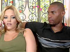 Sweet Alexis Texas And Bailey Brooks..